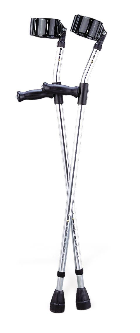 Guardian Forearm Crutches - Scrubsnmed