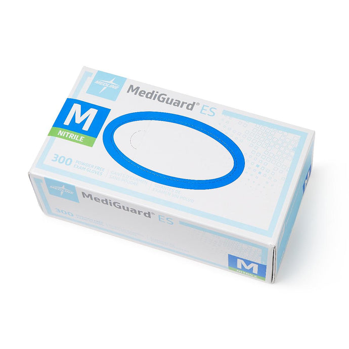 MediGuard ES Powder-Free Nitrile Exam Gloves