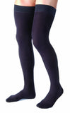 Jobst For Men 15-20 mmHg Compression Thigh High Close Toe With Silicone Dot Band , Braces & Supports - JOBST, Scrubsnmed  - 9
