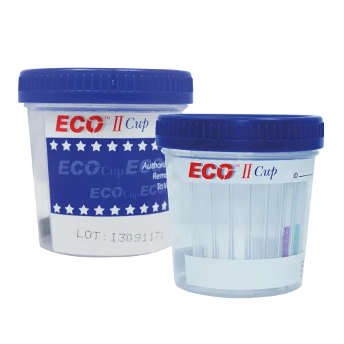 13 Panel Drug Test Cup ECO II Cup With ETG-Fentanyl-K2-Tramadol