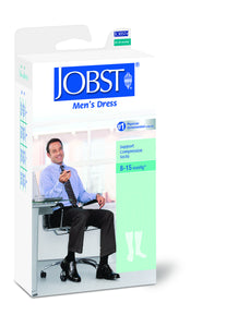 Jobst Men's Compression Dress Socks 8-15 mmHg , Braces & Supports - JOBST, Scrubsnmed  - 2