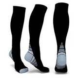 Women's & Men's Professional Sports Compression Socks Breathable - 20-30 mmHg