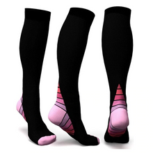 Load image into Gallery viewer, Women's & Men's Professional Sports Compression Socks Breathable - 15-20 mmHg