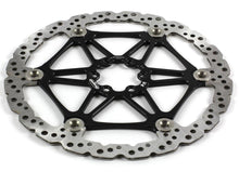 Load image into Gallery viewer, Hope Tech Mountain Bike Two-Piece Vented Rotors - Black