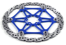 Load image into Gallery viewer, Hope Tech Mountain Bike Two-Piece Vented Rotors - Blue