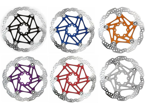 Hope Tech Mountain Bike Two-Piece Floating Rotors - Six Colors