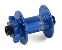 Load image into Gallery viewer, Hope Tech 20mm Standard or Boost Front Hub for Mountain Bikes - Blue