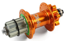 Load image into Gallery viewer, Hope Rear MTB Hub 9x135 MM QR /Shimano - Orange