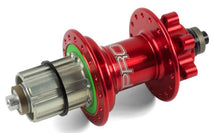 Load image into Gallery viewer, Hope Rear MTB Hub 9x135 MM QR /Shimano - Red