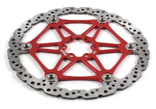 Load image into Gallery viewer, Hope Tech Mountain Bike Two-Piece Vented Rotors - Red