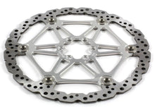 Load image into Gallery viewer, Hope Tech Mountain Bike Two-Piece Vented Rotors - Silver