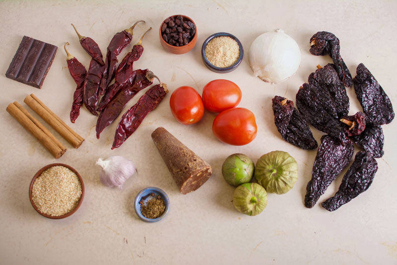 Coloradito Sauce Ingredients | Savory Spice
