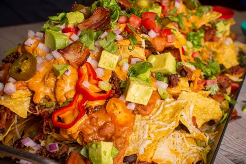 Nachos in your face | Savory Spice