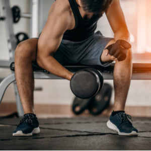 black ant powder as a pre-workout supplement