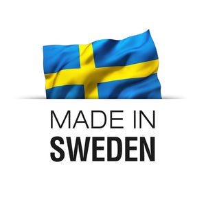 Crafted in Sweden