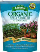 Organic Seed Starter Premium Potting Mix