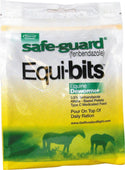 Safe-guard Equibits Equine Deworming Pellets