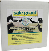 Safe-guard 0.50% Multi-species Dewormer