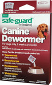 Safeguard Dog Dewormer