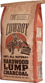 Cowboy Brand Natural Hardwood Lump Charcoal