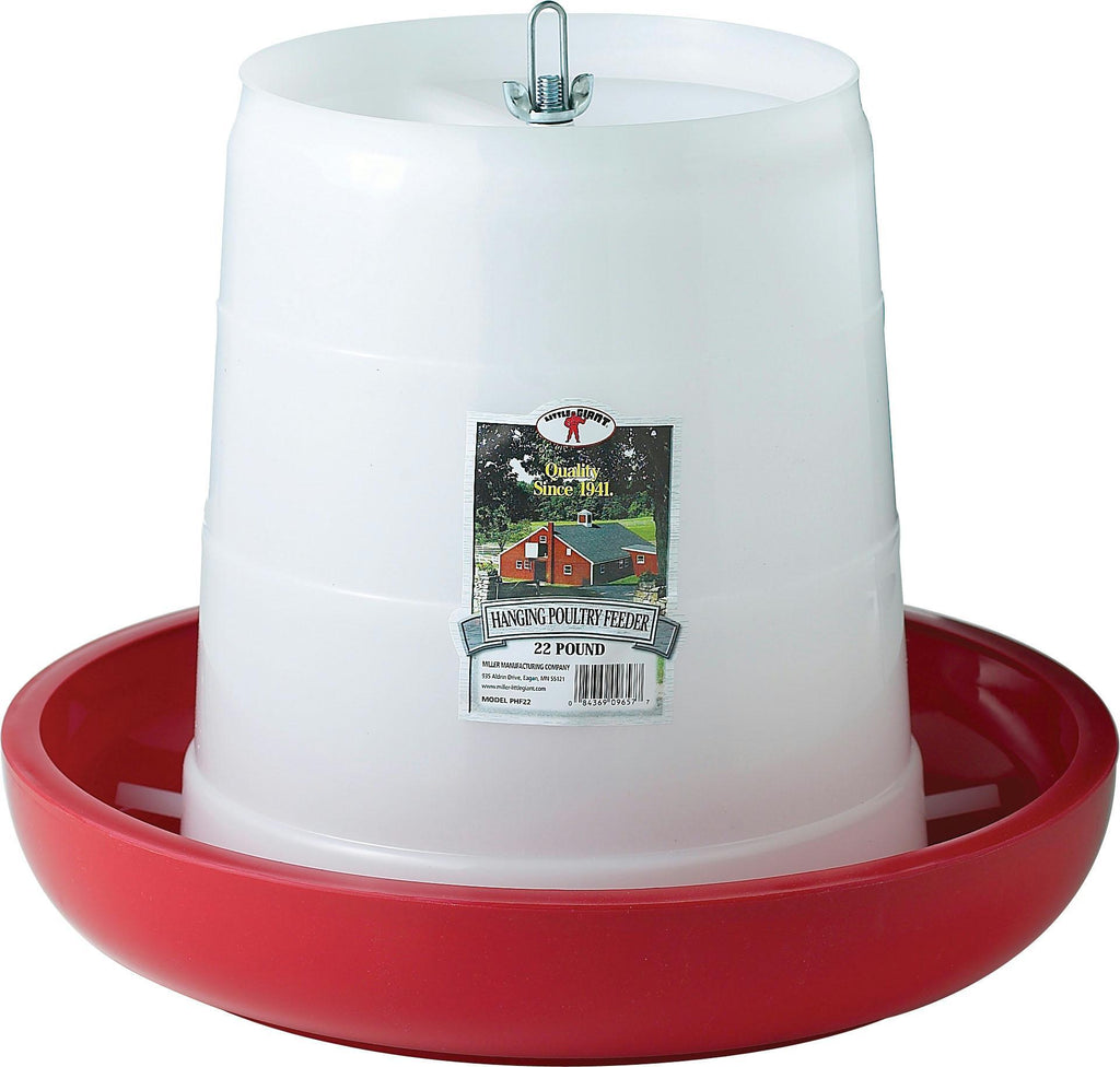 Little Giant Plastic Hanging Feeder For Poultry