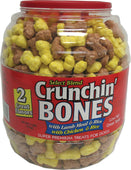 Crunchin Bones Barrel