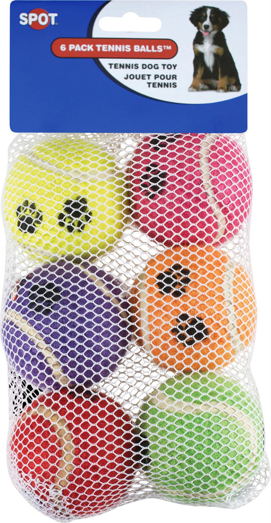 Tennis Ball Value Pack For Dogs