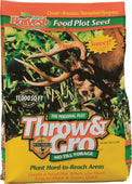 Throw & Gro No Till Forage