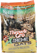 Harvest Food Plot Seed Throw & Gro Xtreme Oats