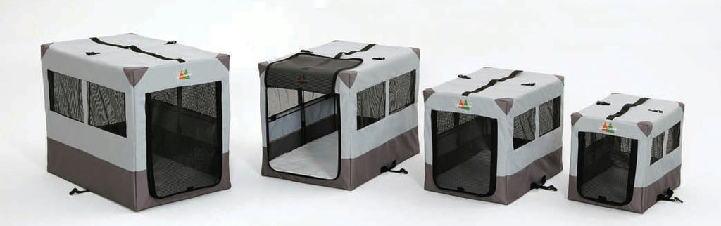 Sportable Canine Camper Portable Tent Crate