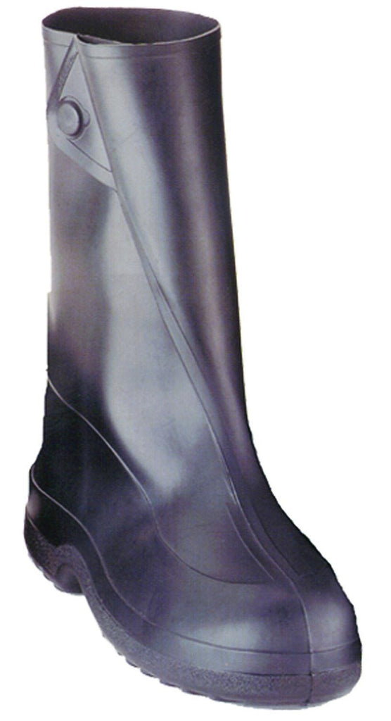 Work Rubber 10 Inch High Overshoes