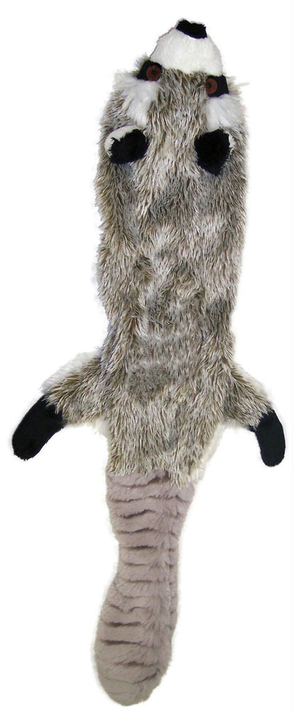 Skinneeez Raccoon Dog Toy