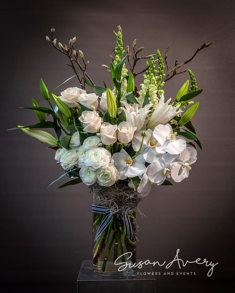 Vase Arrangements -  - Arrangement - Susan Avery Flowers and Events - 1