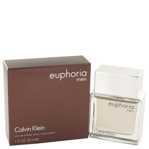 Euphoria by Calvin Klein Eau De Toilette Spray 1 oz (Men)