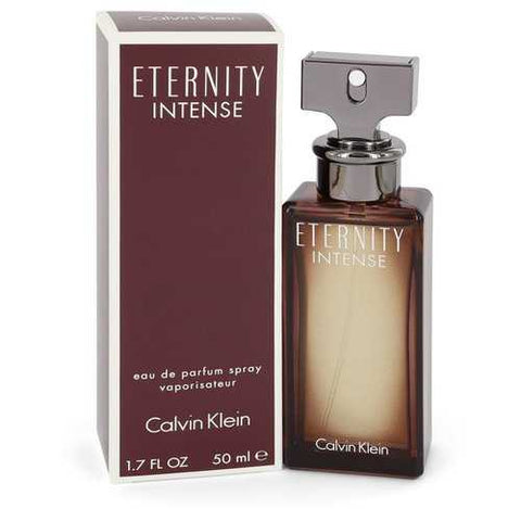Eternity Intense by Calvin Klein Eau De Parfum Spray 1.7 oz (Women)