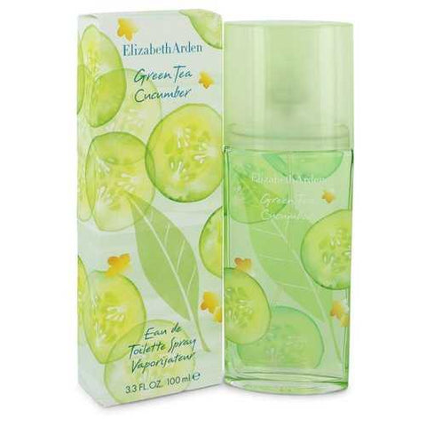 Green Tea Cucumber by Elizabeth Arden Eau De Toilette Spray 3.3 oz (Women)