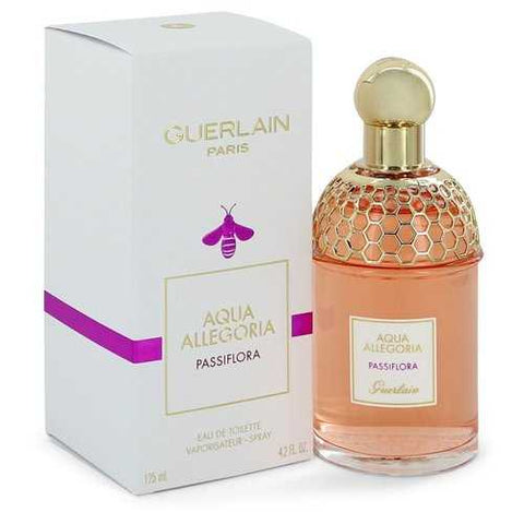 Aqua Allegoria Passiflora by Guerlain Eau De Toilette Spray 2.5 oz (Women)