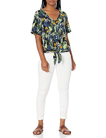 Palms Women's 100% Rayon Shirt