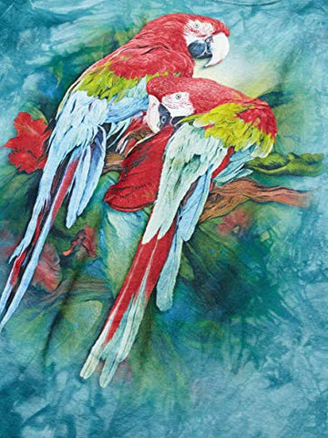 Macaw Mates Adult T-Shirt
