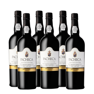 Pacheca Port Vintage 2017 - (6x BOTTLES PACK - WITH FREE DELIVERY) - Quinta da Pacheca - Douro Valley