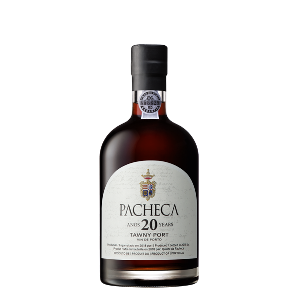 Pacheca Port Tawny 20 Years 50cl - Quinta da Pacheca - Douro Valley