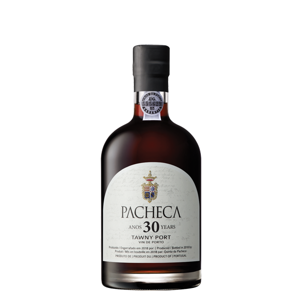 Pacheca Port Tawny 30 Years 50CL - Quinta da Pacheca - Douro Valley