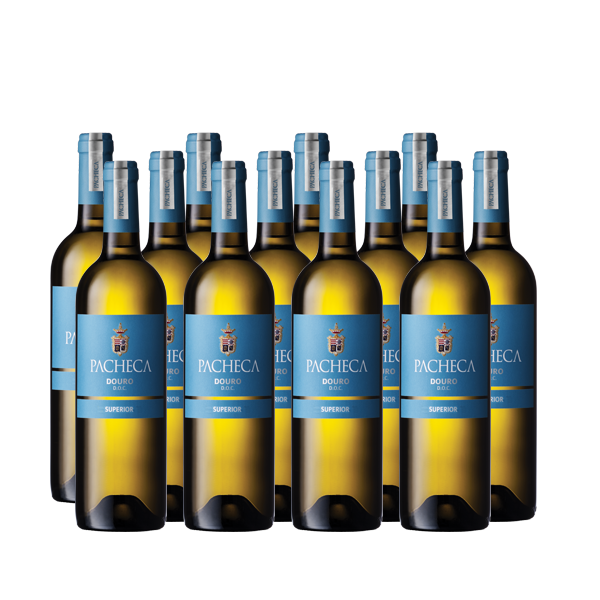 Pacheca Superior Branco 2018 Douro (12X BOTTLES PACK - WITH FREE DELIVERY) - Quinta da Pacheca - Douro Valley