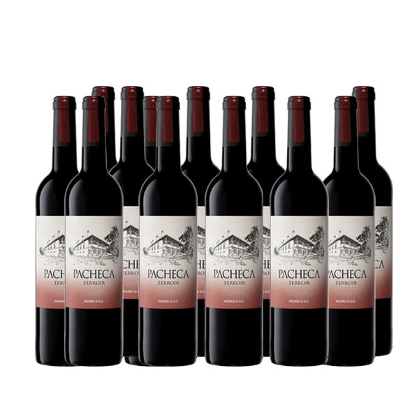 Pacheca Terroir Tinto 2018 Douro (12X BOTTLES PACK - WITH FREE DELIVERY) - Quinta da Pacheca - Douro Valley