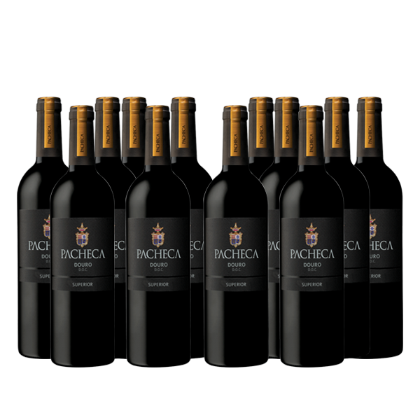 Pacheca Superior Red 2017 Douro (12X BOTTLES PACK - WITH FREE DELIVERY) - Quinta da Pacheca - Douro Valley