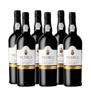Pacheca Port Vintage 2018 (6x BOTTLES PACK - WITH FREE DELIVERY) - Quinta da Pacheca - Douro Valley