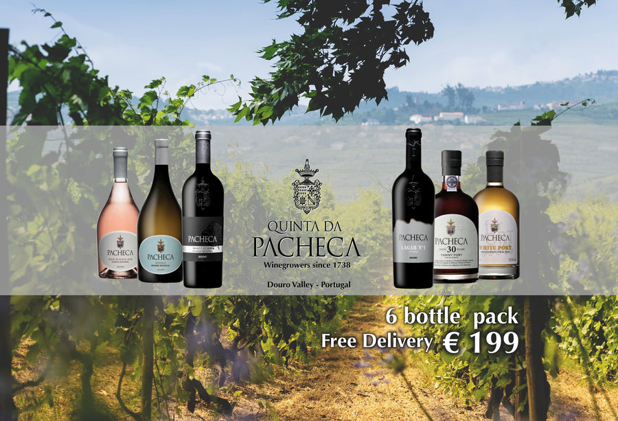 Premium Discovery Pack (Free Delivery) - Quinta da Pacheca - Douro Valley