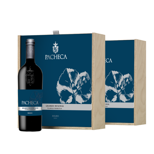 Pacheca Grande Reserva Touriga Francesa 2018 - (6X BOTTLES PACK - WITH FREE DELIVERY)