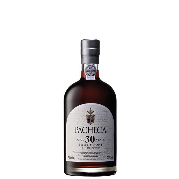 Pacheca Port Tawny 30 Years 50CL - (6x BOTTLES PACK - WITH FREE DELIVERY) - Quinta da Pacheca - Douro Valley