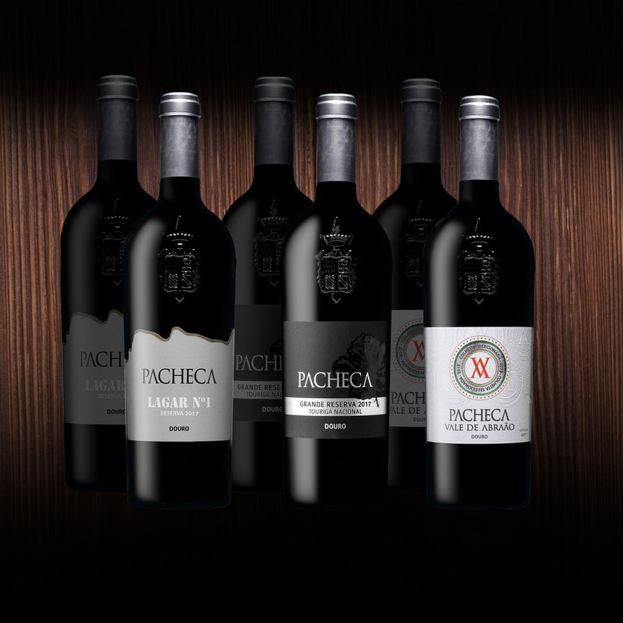 Pacheca Douro Premium Red Wines - 6X Bottles Pack (Free delivery)